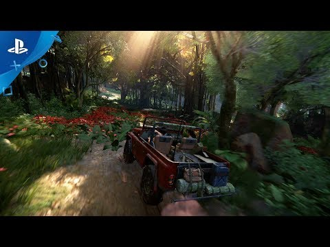 UNCHARTED: The Lost Legacy - Western Ghats Gameplay Video | PS4 thumbnail