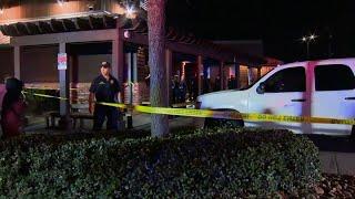 Raw: 3 Adults, Boy Shot Outside Texas Steakhouse