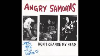 "Angry Samoans ""Beat Your Heart Out"""