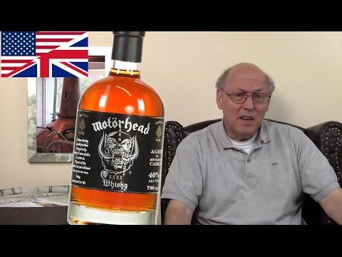Whisky Review/Tasting: Mackmyra Motörhead