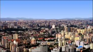 Video : China : The CCTV Tower in BeiJing 北京