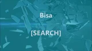 SEARCH - Bisa - Lirik / Lyrics On Screen