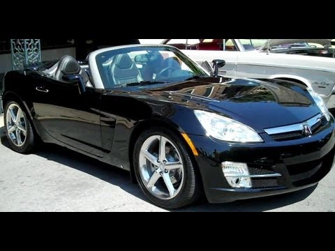 Captivating 2007 Saturn Sky Quick .