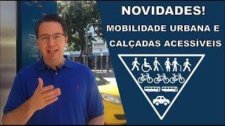 Mobilidade Urbana e Calçadas
