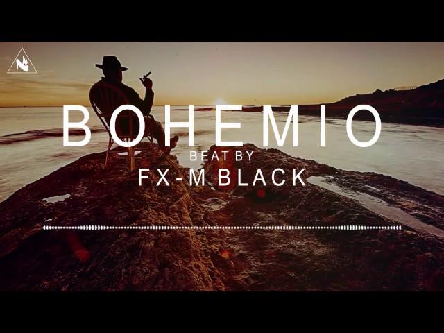 bohemio rap beat hip hop instrumental prod fx m black beats. Black Bedroom Furniture Sets. Home Design Ideas