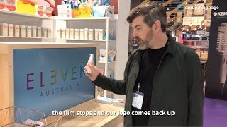 embed signage video