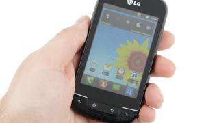 LG Optimus Net Review