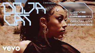 Doja Cat - Love To Dream (Official Live Performance) | Vevo