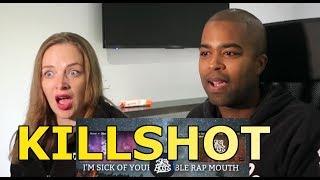 KILLSHOT [Official Audio] (REACTION 🎵)