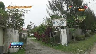Inilah Rumah Pengasingan Bung Karno yang Ditahan 12 Hari di Berastagi Sumatera Utara