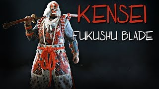 [For Honor] The Best New Kensei Blade?   Rep 60 Duels