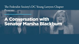 Click to play: A Conversation with Senator Marsha Blackburn