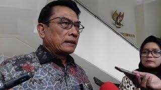 Moeldoko Menyalahkan Pernyataan Prabowo soal Indonesia Hanya Bisa Berperang 3 Hari