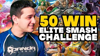 Can The #1 Player Win 50 ELITE SMASH IN A ROW