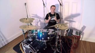 5 Seconds Of Summer -  What I Like About You (Drum Cover)