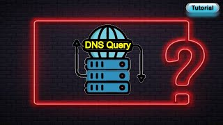 DNS Query Process - what is DNS QUERY | how dns query works