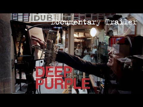 """Deep Purple - """"Locked Up: The Making Of Turning To Crime"""" - TRAILER - new album out November 26th"""