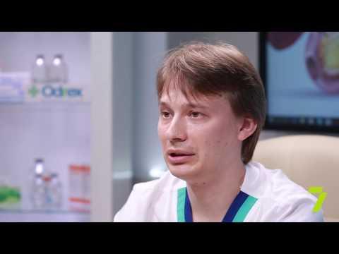 Лечение острого панкреатита - хирург Александр Григоренко. Здоровый интерес. Выпуск 312