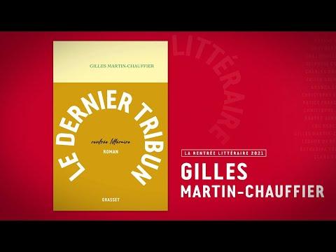 Vidéo de Gilles Martin-Chauffier
