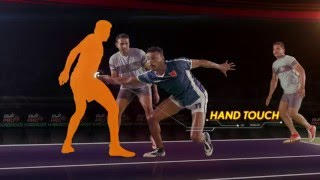 Kabaddi Rules: Raider and Defender Moves (English)