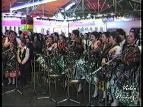 1987 Grupo Alkonetara y Escaramujo por Mariano Nuñez