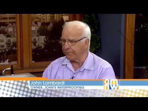 Fixing Your Crawl Space in Vancouver, WA | John's Waterproofing on the AM Northwest Show