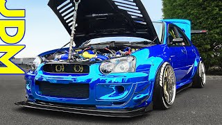 The UK's CRAZIEST Japanese Cars!