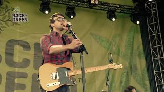 Recycled Moments: Atlas Genius Performs 'Trojans' live at Sustainability Festival