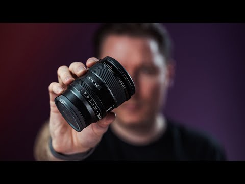 External Review Video pOiP-P1QLZE for Sony FE 20mm F1.8 G Lens (SEL20F18G)