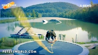 S-Bend Wakeboard Trick Tutorial - ENG