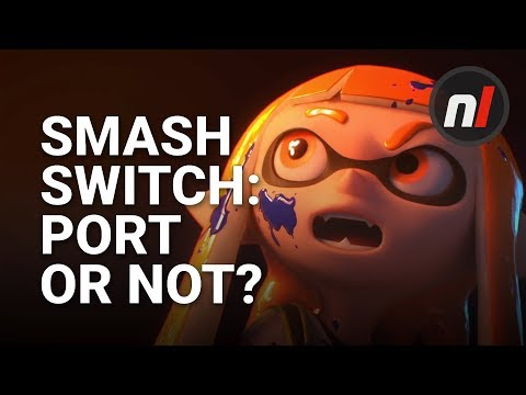 Is Super Smash Bros. Switch a Port from the Wii U or a New Game? w/ Arekkz