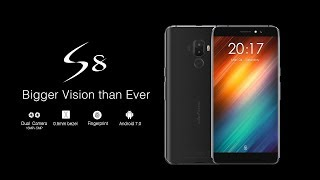 Ulefone S8 Pro 4G Unboxing, first review, hands-on