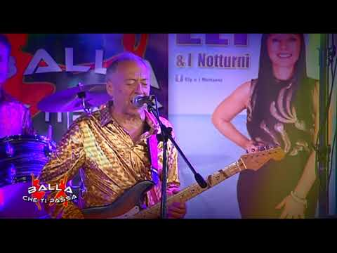 Ely e i Notturni duo/trio/band musica pop Piombino Musiqua