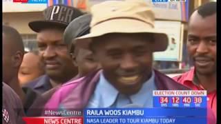 Raila woos Kiambu : Expectations of Kiambu residents from Raila's visit