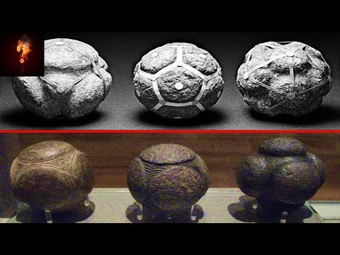 Petrospheres ~ Ancient Advanced OOPArts?
