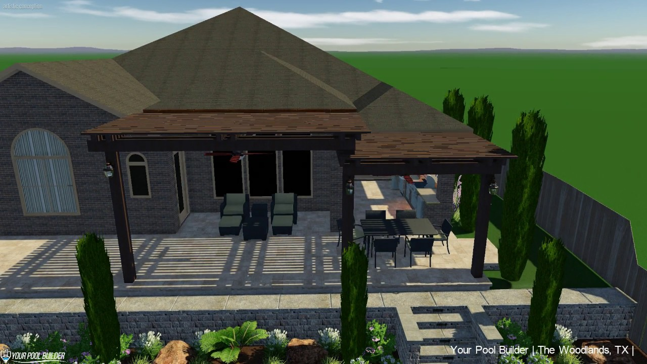 Outdoor Living Design | Montgomery, TX
