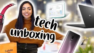 My Biggest Tech Unboxing!