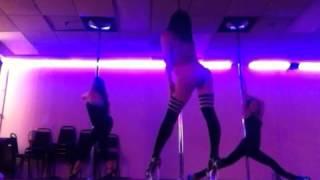 Pole Dance & Exotic Dance To A$AP Rocky   L$D (LOVE X $EX X DREAMS)
