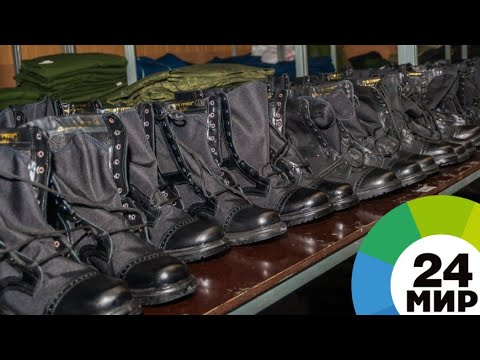 Два года в сапогах: в Таджикистане идет весенний призыв в армию - МИР 24