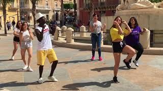 La Cintura Alvaro Soler Fit&Dance&Move AluDieng Zumba Fitness