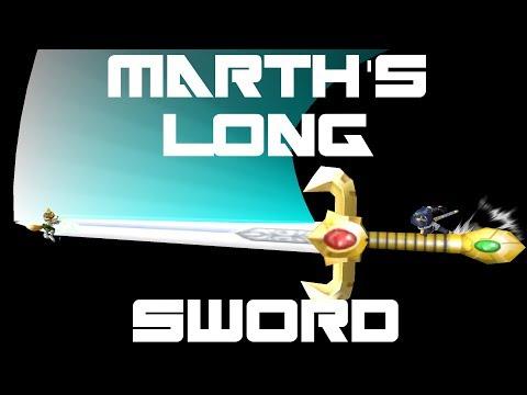 Marth's Long Sword (Part 2) (TAS)