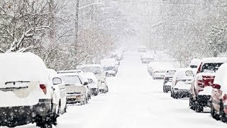 ❆ Париж-наводнение, Италия- 2м снега, Германия- ливни и наводнения.Что происходит на Планете Январь