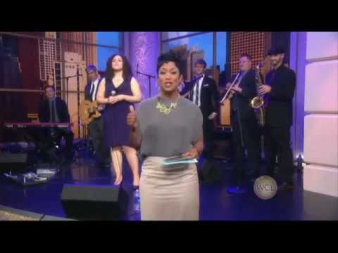 "The Congregation on Windy City Live  - ""He's Gone"""