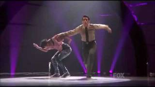 SYTYCD 8: Sasha & Alexander - Coming Home (w/ Judges' Comments)