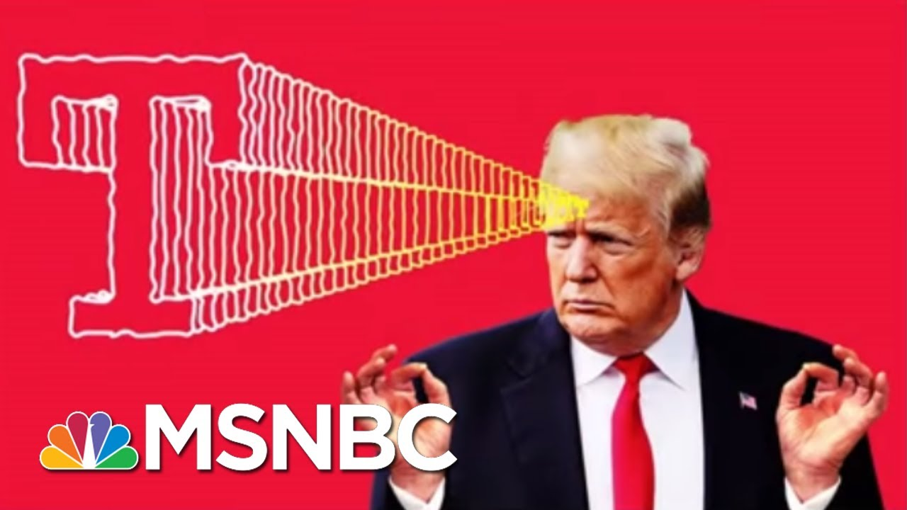 President Donald Trump's Mind-Control Superpowers | MSNBC thumbnail