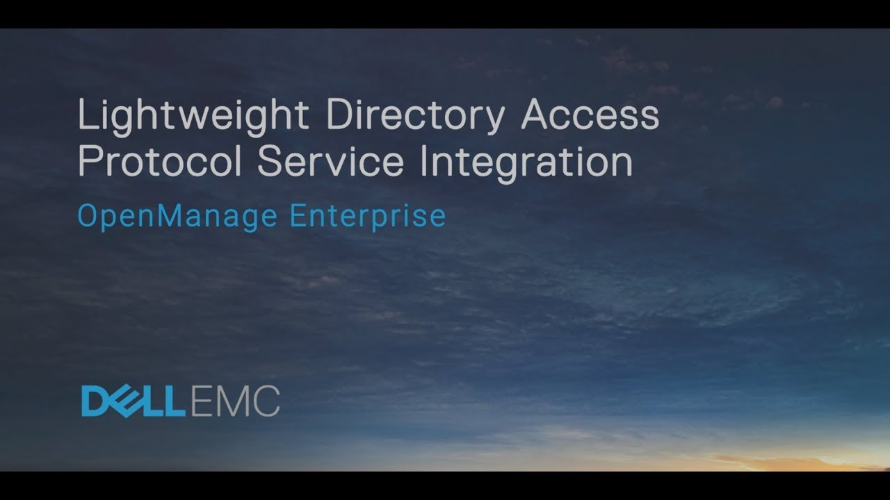 OpenManage Enterprise