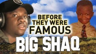 BIG SHAQ - Before They Were Famous - Mans Not Hot / The Ting Goes - Michael Dapaah - dooclip.me