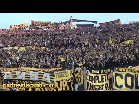 """""La Copa Libertadores es mi obsesión"" | Peñarol vs Emelec | Libertadores 2013"" Barra: Barra Amsterdam • Club: Peñarol"