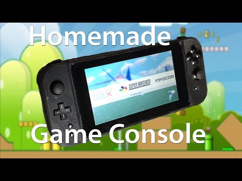 "Homemade Nintendo Switch- ""NinTIMdo RP"""
