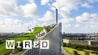 This Power Plant (and ski slope) Burns Rubbish To Make Clean Energy | Digital Society with Vontobel